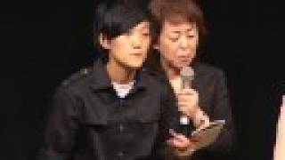 台湾映画「彷徨う花たち(漂浪青春)/Drifting Flowers」監督・主演女優TALK04●東京国際レズビアン&ゲイ映画祭