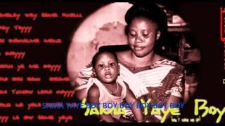 sama yaye boye (don't wake me up) by diopstyle