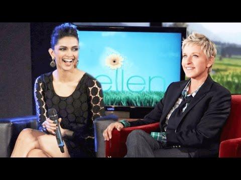 Deepika Padukone on The Ellen Degeneres Show | FIRST LOOK | XXX Return Of Xander Cage Movie