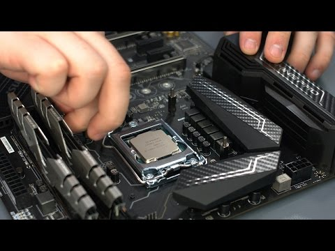Kaby Lake Z270 Build Intel Core i5 7600K MSI Z270 Gaming Pro Carbon