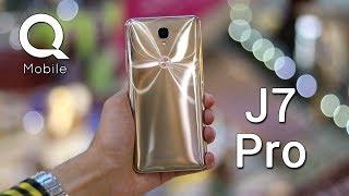 QMobile J7 Pro Review J7 Unboxing