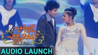 Nagarjuna Songs Medley Performance At Soggade Chinni Nayana Audio Launch