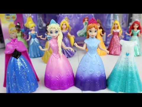 Xxx Mp4 Muñecas Frozen Vestidos Magicos Frozen Anna Y Elsa Se Prestan Vestidos Juguetes Para Niñas 3gp Sex