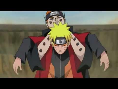 AMV Naruto vs Pain Full Fight