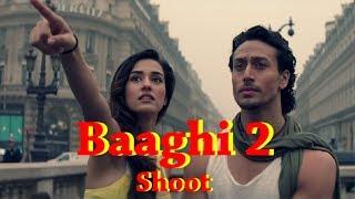 Baaghi 2 Kickstarts Shoot in Pune