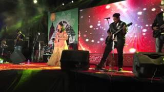 Ananya Sritam Nanda Indian idol  junior winner  Live Bhubaneshwar -  O Meri jaan