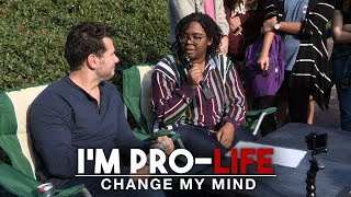 REAL CONVERSATIONS: I'm Pro-Life (2nd Edition) | Change My Mind