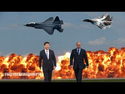 China-Russia Military Alliance: D-Day - China-Rússia