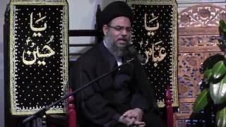 Majlis 18th Ramazan1438H/2017 - Shahadat Imam Ali (as) - Ayatollah Aqeel ul Gharavi