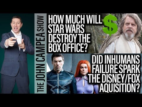 Xxx Mp4 Star Wars The Last Jedi Box Office Potential With Huge Positive Buzz The John Campea Show 3gp Sex