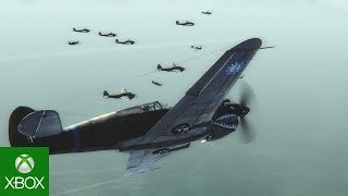 Flying Tigers: Shadows Over China (FTSOC) Launch Teaser