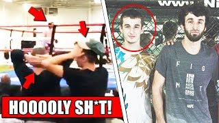 Zabit's brother brutally KO's opponent with Head Kick; Bellator 206 backstage reactions and results