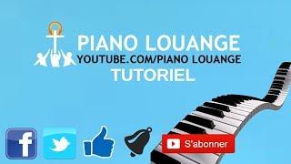 Lumière du monde PIANO LOUANGE (Here i am to Worship)