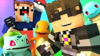 Minecraft Do Not Laugh | DERPY POKEMON GO! (Funny Moments!)