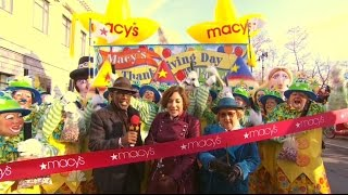 Entire 2015 Macy's Thanksgiving Day Parade