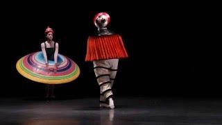 Triadisches Ballett im Staatstheater Darmstadt