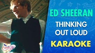 Ed Sheeran - Thinking Out Loud (Official Cantoyo video)