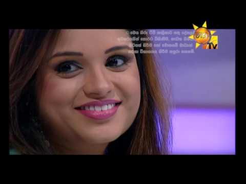 Hiru TV Dehadaka Adare EP 28 | Vishva & Erandi 2016-04-17