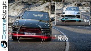 New Porsche Cayenne HOW IT'S MADE Technology and Aerodynamik