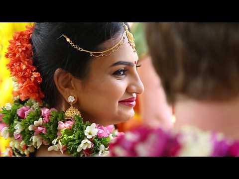 Menaka + Christoffer Wedding