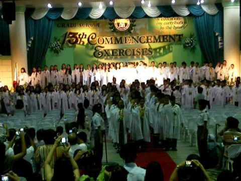 We're All In This Together by DLA-Molino Gr.6 Graduates