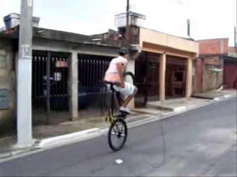 Manobras de Bike