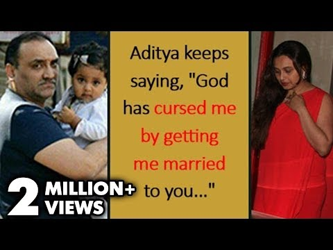 Xxx Mp4 Aditya Chopra Feels CURSED Marrying Rani Mukerji SHOCKING Statement 3gp Sex