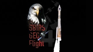 Atlas V SBIRS GEO Flight 4 Broadcast (Jan. 19)