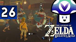 [Vinesauce] Vinny - Zelda: Breath of the Wild (part 26) + Art!