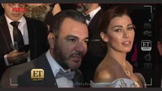 ET بالعربي - نجوم حفل جوائز الموسيقى العربية على السجادة الحمراء
