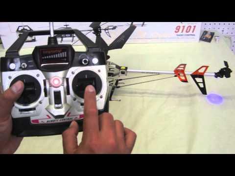 Aprende como volar un Helicoptero Double Horse 9053 9101 Tutorial guia