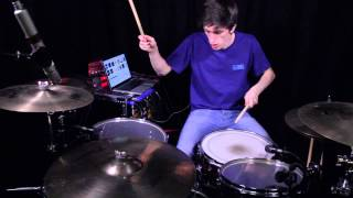 This Is Our Time - Planetshakers - Drum Cover