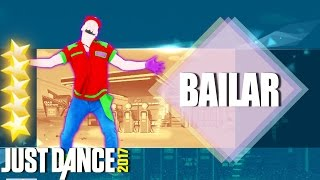 🌟 Just Dance 2017: Bailar - Deorro Ft. Elvis Crespo | Full gameplay 5 stars 🌟
