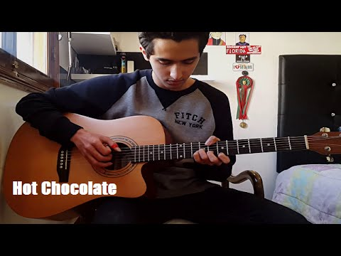(Sungha jung) Hot Chocolate - Khalid El Araibi