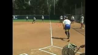 Softball Baserunning: Station Work and Drill