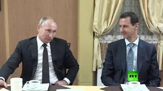 ماذا قال الأسد عن العميد سهيل الحسن؟