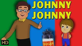 Johny Johny Yes Papa (HD) and Many More Nursery Rhymes for Children | Kids Songs by Shemaroo Kids