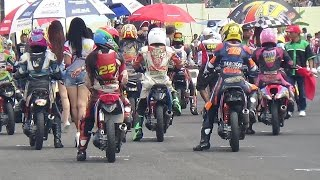 Open Road Race Walikota Banjar Cup