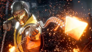 MORTAL KOMBAT The Movie X & 9 All Cutscenes HD