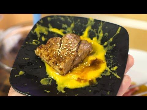 Grilled Otoro Tuna Recipe