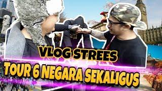 VLOG TOUR 6 NEGARA SEKALIGUS - HOLIDAY