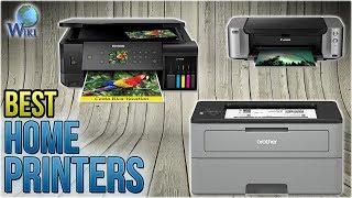 10 Best Home Printers 2018