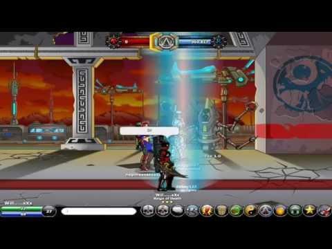 Epic Duel - Will......xXx vs Bio Guard