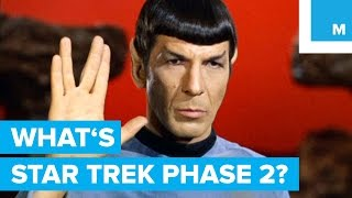 What Was Star Trek Phase 2? | Development Hell