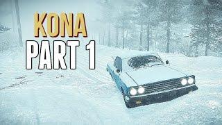 Kona Walkthrough Part 1 - FULL GAME INTRO! (Ps4 Pro Gameplay)