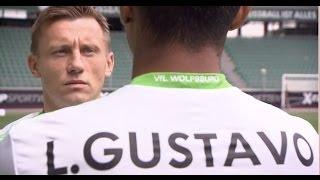 Olic vs. Gustavo