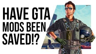 Has Rockstar just SAVED GTA modding!?