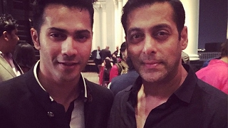 Here's Why Salman Khan Wanted To Slap Varun Dhawan | Bollywood News