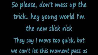 Knock You Down - Keri Hilson (feat. Ne-Yo and Kanye West)