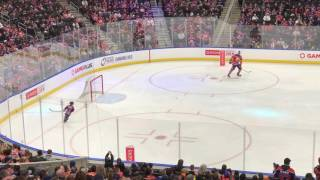 Anthony & Patrick Maroon Skate at Rogers Place
